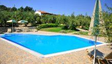 Villa Lefkothea A | zwembad