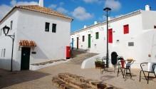 Pedralva dorp
