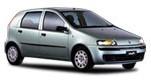 ABC Fiat Punto - Andalusie