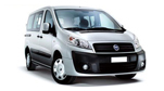 AWB Fiat ScudoPassenger5dr - Andalusie