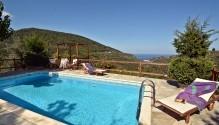 Villa Glysteri | zwembad