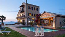 Irida appartement | zwembad