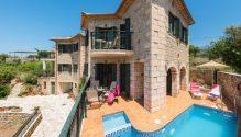 Villa Akrogiali | zwembad